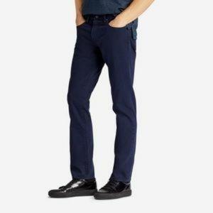 Bonobos blue straight jeans size 36x30